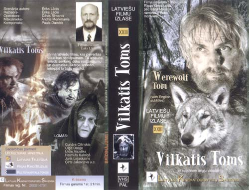Vilkatis Toms movie